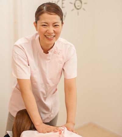 藤沢市大庭の鍼灸マッサージサロンなのはな|鍼灸師